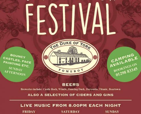 Duke of York Beer Festival