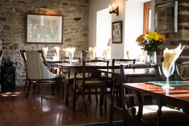 Dining Room - The Duke of York, Pomeroy nr Flagg