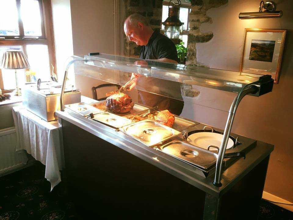 Gary and carvery