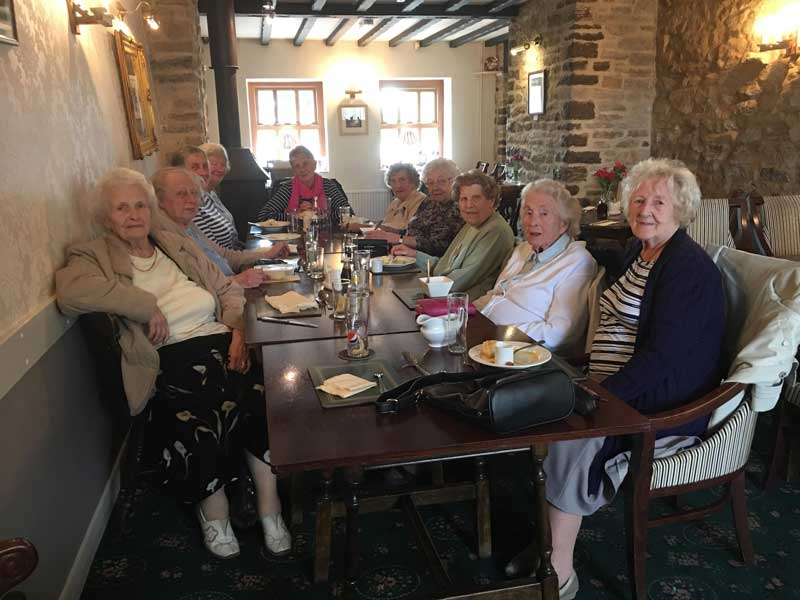 Ritas Lunch Club