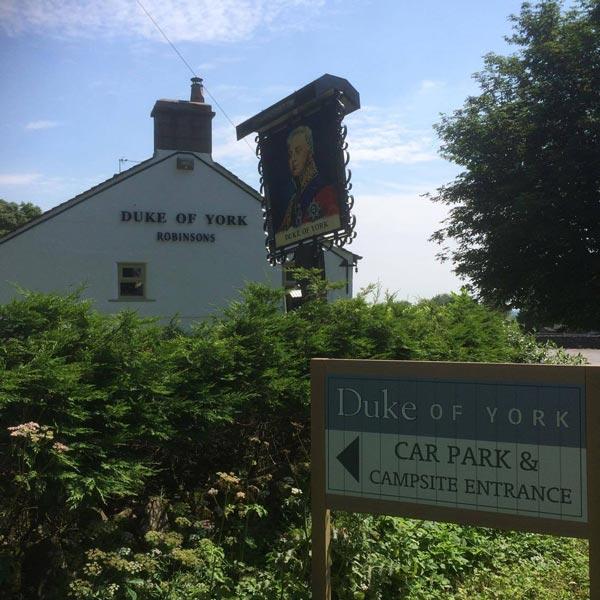 duke of york signs