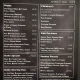 Duke of York takeaway menu