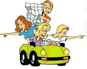Charity Car Treasure Hunt