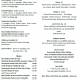 Duke of York takeaway menu